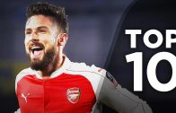 Top 10 Most Underrated Strikers In Europe | Giroud, Gameiro & Jonas!