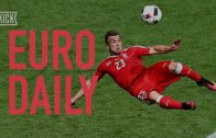 Xherdan Shaqiri Bicycle Kick: Best Euro Goal?