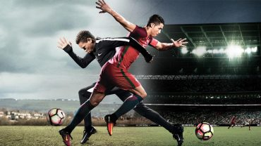 Nike Football | The Switch ft. Cristiano Ronaldo, Harry Kane, Anthony Martial & More
