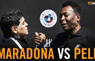 The Best Game of 5-A-Side Ever! Feat Pele, Maradona, Seedorf, and Ferdinand!