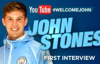 JOHN STONES SIGNS FOR MAN CITY! | Exclusive First Interview
