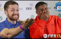 IS MARCUS RASHFORD ALEX HUNTER? – Q&A + FIFA 17 MATCH!