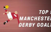 Top 5 Manchester Derby Goals Of All Time Animated