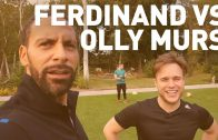 Olly Murs vs Rio Ferdinand | TALKIN' TWO TOUCH