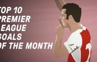 Top 10 Premier League Goals In September Animated