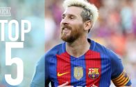 Top 5 Incredible Leo Messi Stats