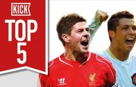 Top 5 Manchester United vs. Liverpool Thrillers