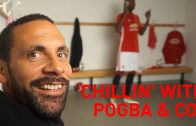Chillin' with Pogba & Co | Rio Vlogs