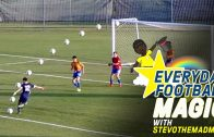 Crazy Sunday League Goals | #EverydayFootballMagic with STMM