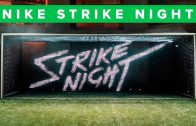 Europe's BEST Striker is ____? | Nike Strike Night event