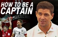 How To Be A Captain With Steven Gerrard