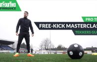 How to take the perfect free-kick | Tekkers Guru