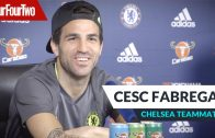 "Cesc Fabregas | ""Kurt Zouma is really skilful!"" 