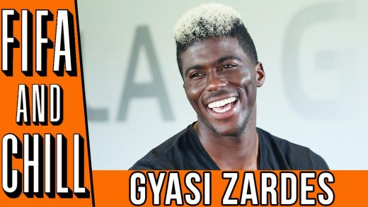 FIFA and Chill with Gyasi Zardes | Poet and Vuj Present!