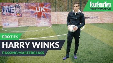 Harry Winks | Passing Masterclass | Pro Tips