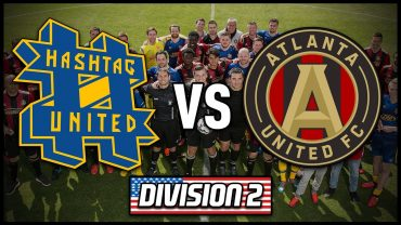 HASHTAG UNITED vs ATLANTA UNITED STAFF | #CocaColaUSTour