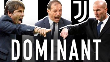 How Juventus Is Dominating The World