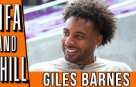 FIFA and Chill with FM Wonderkid Giles Barnes | Poet and Vuj Present!