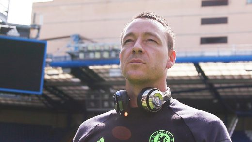 John Terry's Emotional Farewell To Chelsea