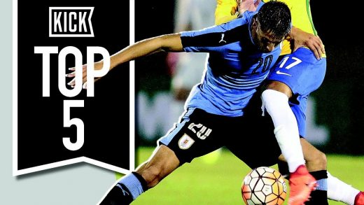 KICK TV Top 5 U20 World Cup Stars We'll All Soon Know About