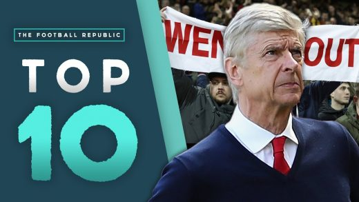 TRF | TOP 10 Premier League Moments 2016/2017! | Wenger Protests, Payet Wants Out, Mourinho's Debut Season