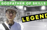 UNISPORT | Meet the GODFATHER of Street Soccer Skills – Edward van Gils VS Ochocinco