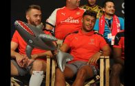 Arsenal FC – Skills, slang, screamers: Best bits from 2016/17