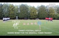 Team Fresh Ego Kid vs Team Hangout | Grenfell Tower Charity Match