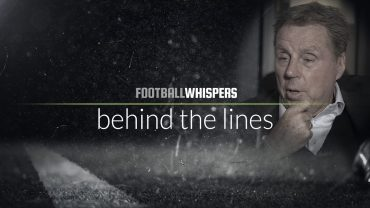 FOOTBALL WHISPERS | Behind The Lines: Harry Redknapp | FWTV