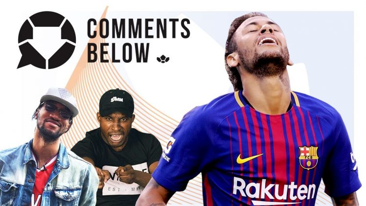 Copa  Neymar To Psg Deal Set To Happen Comments Below Sports On Screen