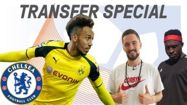 COPA 90 | Aubameyang To Ditch China For Chelsea Transfer? | Comments Below Transfer Special