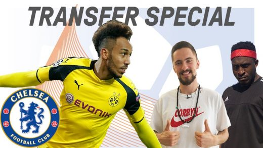 COPA 90   Aubameyang To Ditch China For Chelsea Transfer?   Comments Below Transfer Special