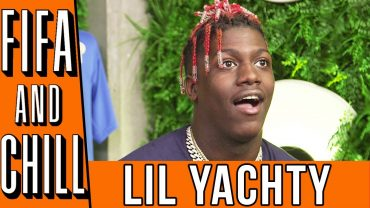 COPA 90 | FIFA and Chill with Lil Yachty | Poet and Vuj Present