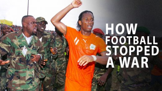 COPA 90   How The World Cup Stopped A War