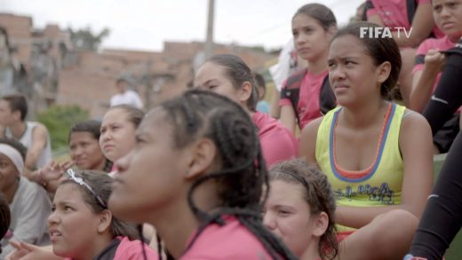 FIFA TV   Transforming lives at the Gonzo Soccer Academy in Medellín