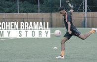 FOUR FOUR TWO | Cohen Bramall's amazing story | Non-league to Premier League