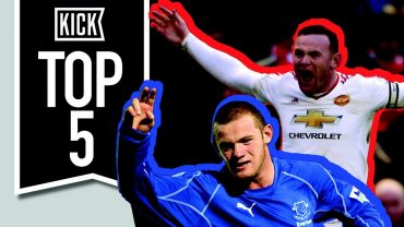 KICK | Top 5 Wayne Rooney Moments Ever