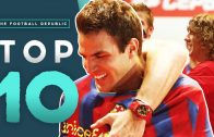 THE FOOTBALL REPUBLIC |TOP 10 BIGGEST TRANSFER SAGAS! | Fabregas to Barcelona, Ronaldo to Real Madrid, Suarez to Arsenal