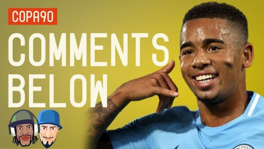 COPA 90 | Aguero and Gabriel Jesus Are Unstoppable | Comments Below