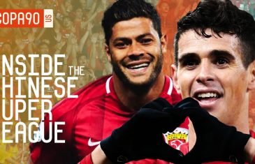 COPA 90 | Inside The Chinese Super League – Football's Sleeping Giant?