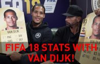 FIVE | Discussing FIFA 18 stats with Southampton's Van Dijk!