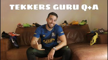 "Tekkers Guru ""My First Q & A"""