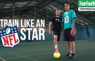 Can training like an NFL star make you a better footballer?   Pro level training