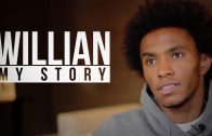 "FOUR FOUR TWO | Willian | ""Signing for Chelsea was… unusual!' 