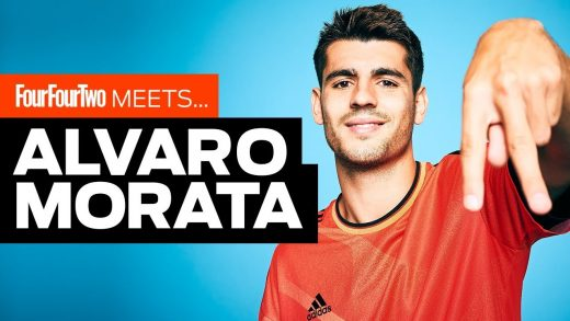 "Alvaro Morata | ""Raul Is My Idol!"" 