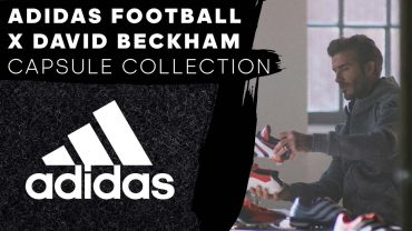 David Beckham x adidas Football: The Capsule Collection