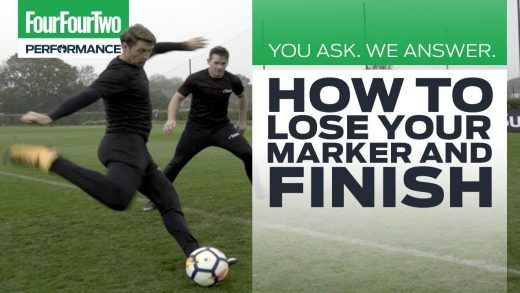 FFT | How to lose your marker and score with Superior Striker | You Ask, We Answer