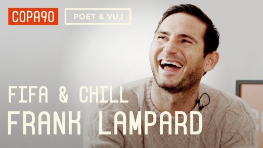Lampard Reveals Why England Never Won Anything | FIFA and Chill ft. Poet & Vuj