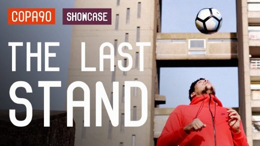 London's Ultimate Street Football Tournament | COPA90 Showcase
