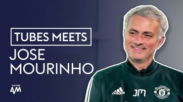 Mourinho wants to manage an international team?! | Tubes Meets Jose Mourinho